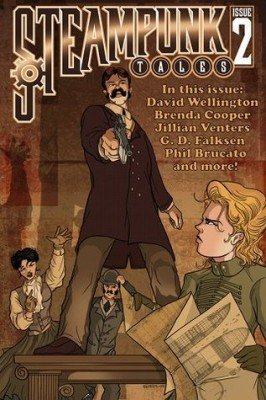 Steampunk Tales Issue #2